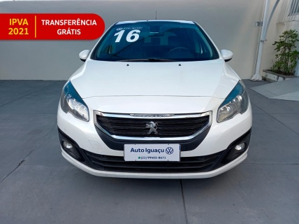 PEUGEOT 308 1.6 THP Griffe